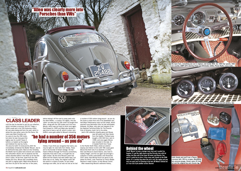Zv 25482 Vdo Gauge Wiring In A Volkswagen Beetle Additional Photos